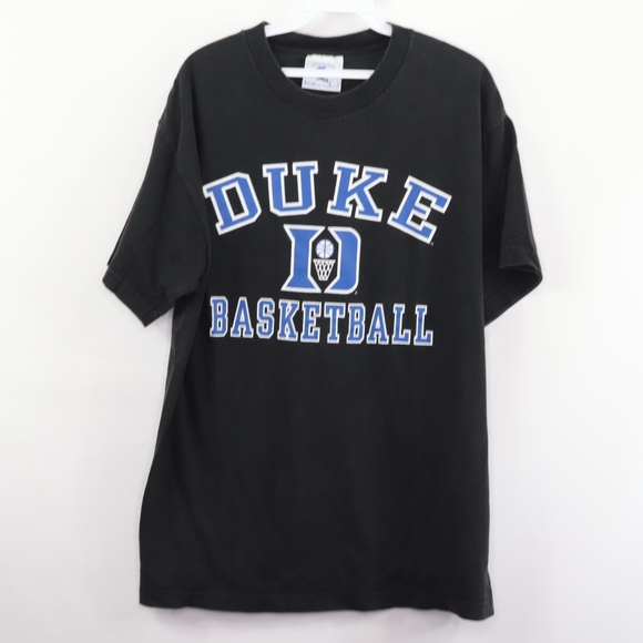 Vintage Shirts 9s Mens Large Duke Blue Devils Basketball Shirt Poshmark